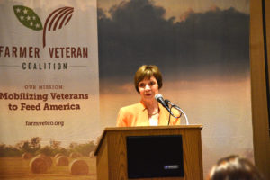 Women Farmer Veterans Unite at 4th Empowering Women Veterans Conference