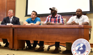 Tar Heel Veterans Unite at NC Stakeholders Conference