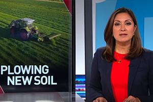 FVC, Farmer Veterans Featured on PBS NewsHour